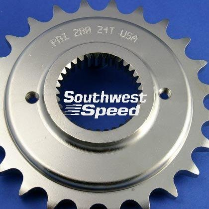 530 Conversion Sprockets (NEW SOUTHWEST SPEED 24 TOOTH 0.50