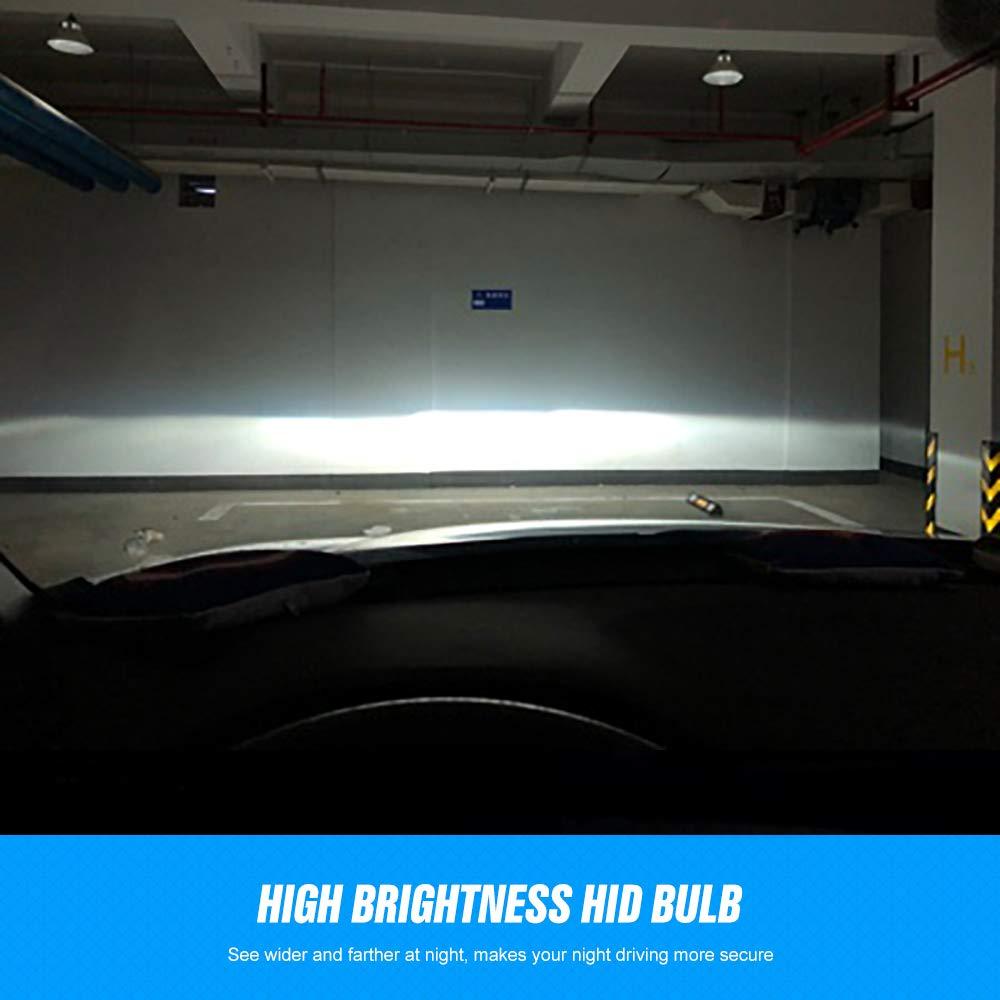 D3S HID Xenon Lampadina Auto Lampada di Ricambio 12V 35W 5000K Confezione da 2
