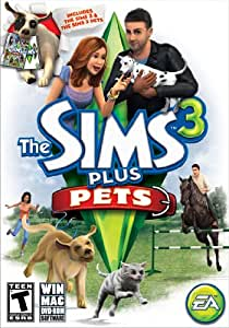 Sims 3 Limited Edition with Pets Expansion Pack