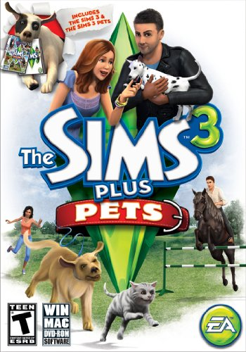 - PC/Mac (The Sims 2 Pets Expansion)