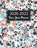 2020-2022 Three Year Planner: 3-Year Planner | 36 Months Calendar Agenda and Organizer Logbook and Journal Personal | Plan and Schedule Your Next ... 8.5x11, January 2020 - December 2022)