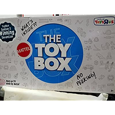 Hydroshield The Toy Box Water Dodger: Toys & Games