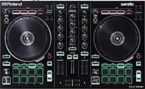 Roland Two-channel, Four-deck Serato DJ Controller with Serato DJ Pro upgrade (DJ-202)