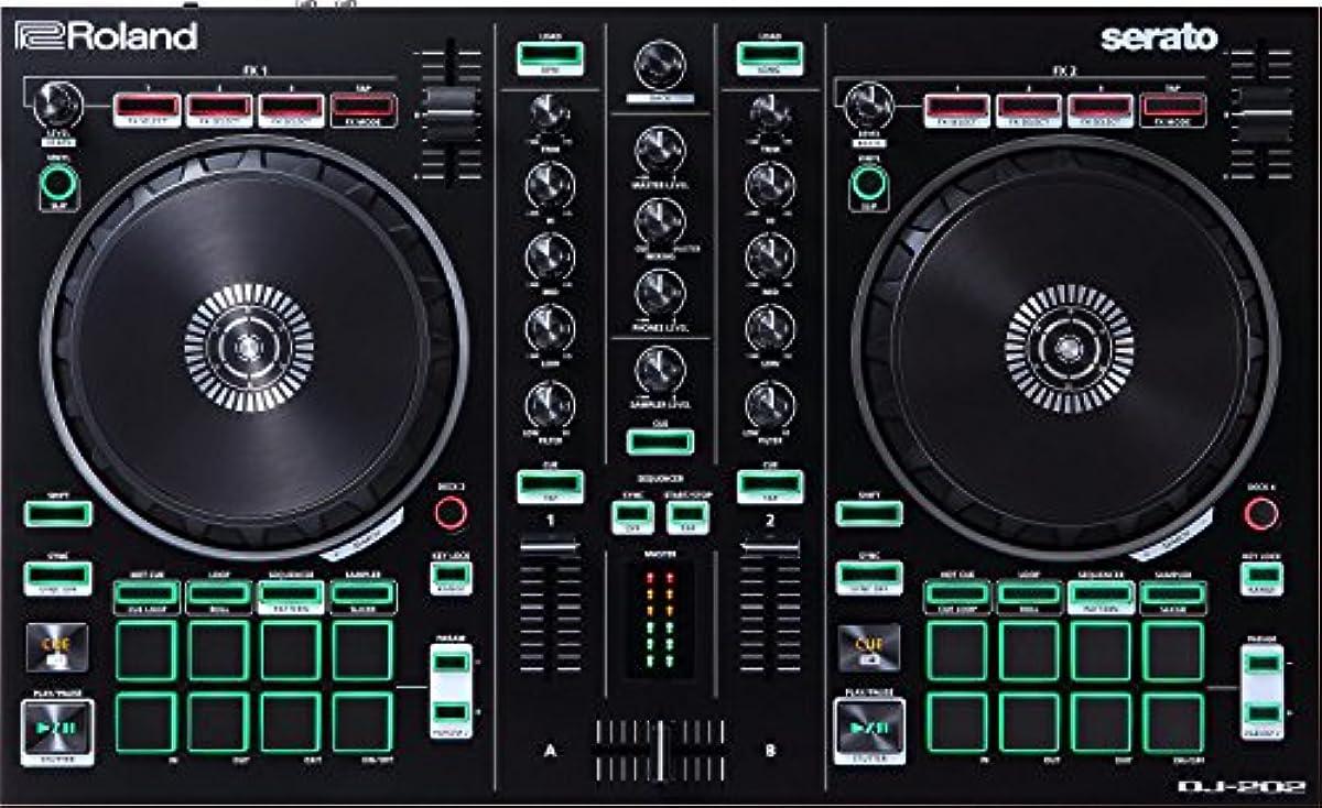 [해외] ROLAND 로랜드/AIRA DJ-202 SERATO DJ용 DJ콘트롤러