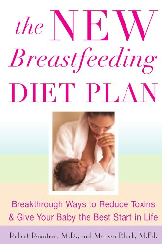 The New Breastfeeding Diet Plan: Breakthrough Ways to Reduce Toxins and Give Your Baby the Best Start in Life (Best Way To Lose Baby Weight While Breastfeeding)