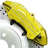 G2 High Temperature Brake Caliper Paint System Set YELLOW G2161