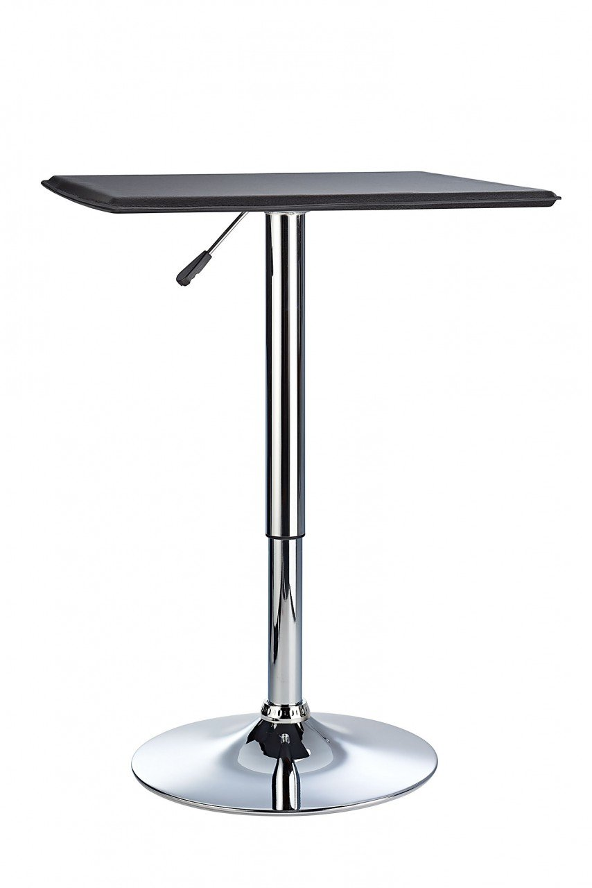 Bistro Bar Table Black Costantino