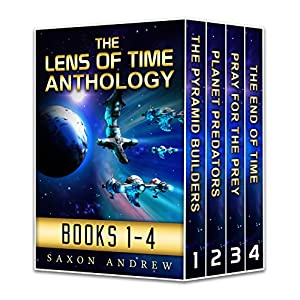 The Lens of Time Anthology: Books One-Four