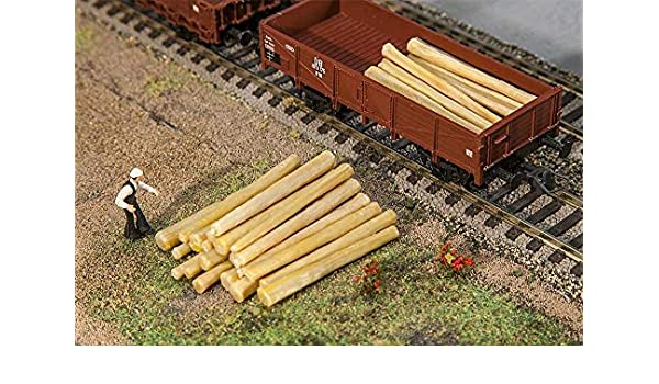 Faller 180925 Logs 20// Scenery and Accessories Building Kit