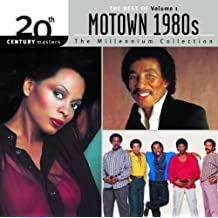 Millennium Collection - Motown 1980's Vol.1