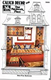 img - for Bear Paw Bedroom Quilting Sewing Pattern book / textbook / text book