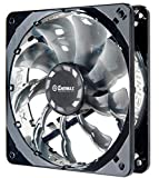 Enermax PWM Series T.B. Silence 120mm Ultra Quiet Twister Bearing Cooling Case Fan, Black UCTB12P