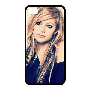 Custom Avril Back Case for iphone4,4S JN4S-156