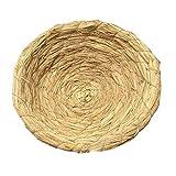 Birds Cages & Accessories--Round Bottom Grass Nests Dove Nest Bird's-nest,10''
