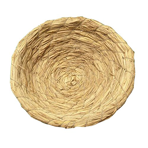 PANDA SUPERSTORE Birds Cages & Accessories-Round Bottom Grass Nests Dove Nest Bird's-nest,10