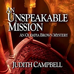An Unspeakable Mission Audiobook