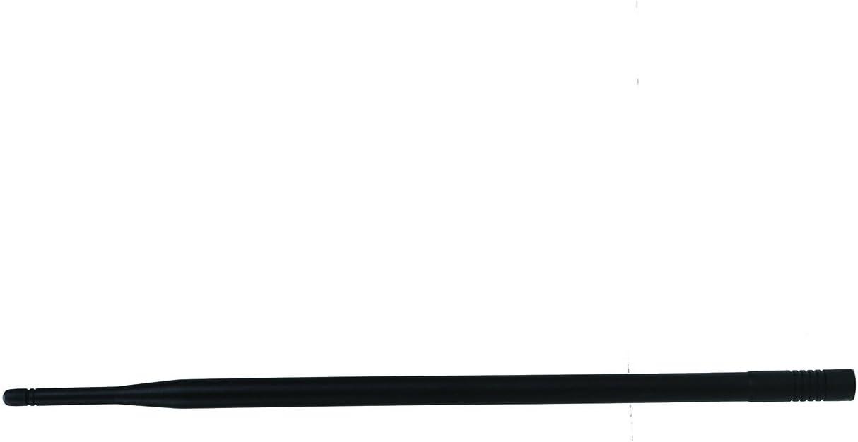 Negro Antena de radio 8 pulgadas Reemplazo de antena de coche Antena de radio Soporte de montaje para Mustang 1979-2009