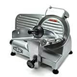 KWS Premium 200w Electric Meat Slicer 6