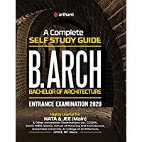 Study Guide for B.Arch 2020