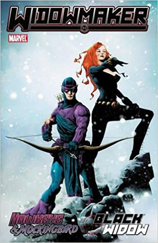 Amazon Hawkeye Mockingbird Black Widow Widowmaker 9780785152057 Jim McCann Duane Swierczynski Tom Defalco David Lopez Manuel Garcia