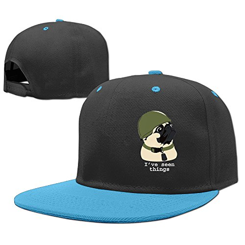 Price comparison product image Pug Of War I've Seen Things Kids Fitted Cool Hip-Hop Snapback