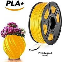 Filamento PLA Plus de la impresora 3D SUNLU, filamento PLA de 1.75 ...