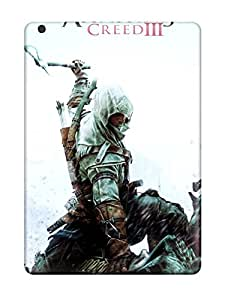Hot Snap-on Assassin's Creed 3 Hard Cover Case/ Protective Case For Ipad Air