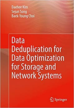 Book Data Deduplication for Data Optimization for Storage and Network Systems