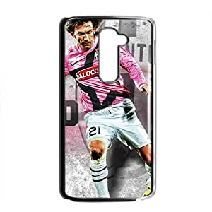 Footable Andrea Pirlo Phone Case for LG G2