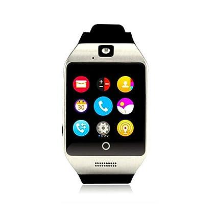 Q18 Smart Watch Ranura para Tarjeta Llamada Sleep Monitor ...