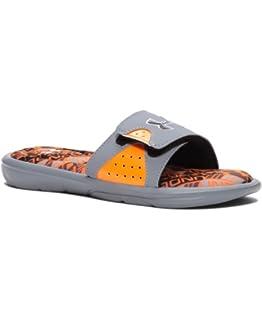 boys under armour slide sandals