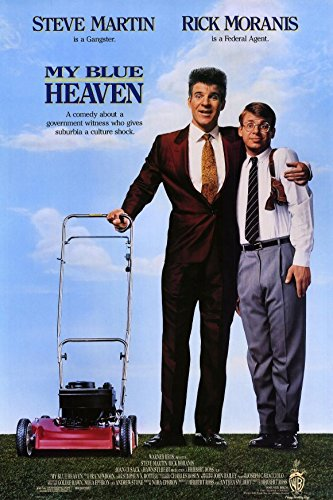 11 x 17 My Blue Heaven Movie (Heaven Movie Poster)