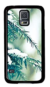Samsung Galaxy S5 personalized covers Fresh Pine PC Black Custom Samsung Galaxy S5 Case Cover