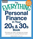img - for Everything Personal Finance in Your 20s & 30s Book by Davidoff, Howard. (Adams Media,2012) [Paperback] 3rd Edition book / textbook / text book