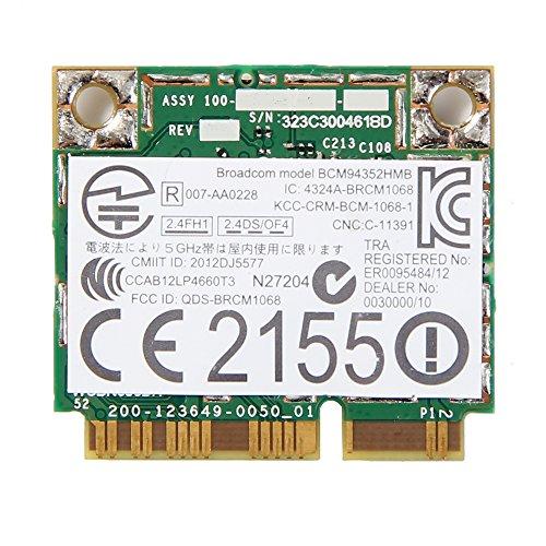 Broadcom Bcm4352 Bcm94352hmb Half Mini Pci-e Bluetooth Bt Wireless Wifi Card 802.11ac