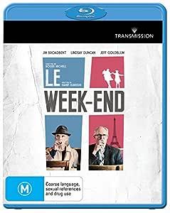 Le Week-End ( 2013 ) ( A Weekend in Paris ) [ Blu-Ray, Reg.A/B/C Import - Australia ]