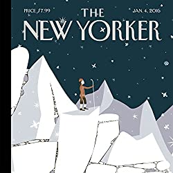 The New Yorker, January 4th 2016 (Dexter Filkins, Larissa MacFarquhar, Adam Gopnik)