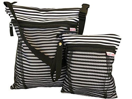 TUTTI BIMBI Travel Wet and Dry 2 Pocket Organizer Bag - Duo