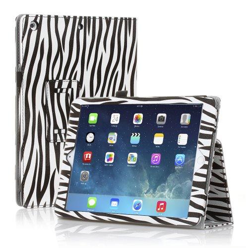 TNP iPad Zebra Black White