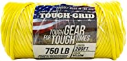 TOUGH-GRID 750lb Paracord/Parachute Cord - Genuine Mil Spec Type IV 750lb Paracord Used by The US Military (MI