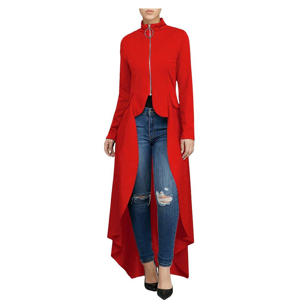 High Low Tops for Women Shusuen Ruffle Bodycon Peplum Asymmetrical Tunic Shirt Dresses Women Plus Size Tops by Shusuen_Clothes