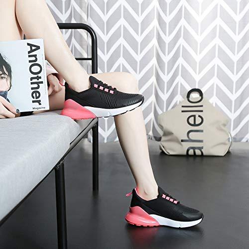 Tapis Des 5 7 Étudiants Loisirs Respirante Sauvages Fumées Sport Zhijinli Chaussures Femmes Marée 5 Maille Size Pour Sagesse De Taille Et aTzTZvBFq
