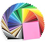 "Ultimate Oracal 631 Starter Pack 90 Matte Self Adhesive Vinyl Sheets (12"" x 12"", 90 Assortment)"