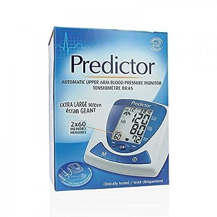 Predictor Tensiometro Brazo
