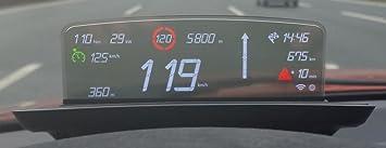 BMW OEM E81 F22 E90 F30 F32 F10 X1 X3 X4 HUD Heads-Up