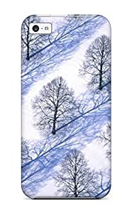 Faddish Phone Winter Earth Nature Winter Case For Iphone 5c / Perfect Case Cover