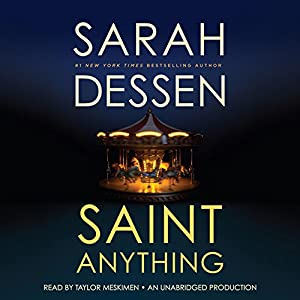Saint Anything Audiobook
