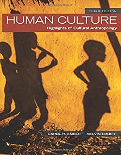 Buy culture sketches case studies in anthropology book online at human culture highlights of cultural anthropology fandeluxe Images
