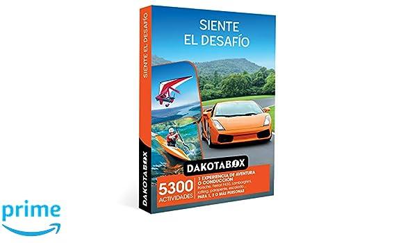 Caja Regalo hombre mujer pareja idea de regalo parapente 5500 actividades de aventura como conducci/ón en Ferrari buceo y autogiro SMARTBOX Pura Aventura