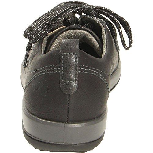Jenny Chaussures de Ville à Lacets pour Femme Noir tHCE9uAzyL